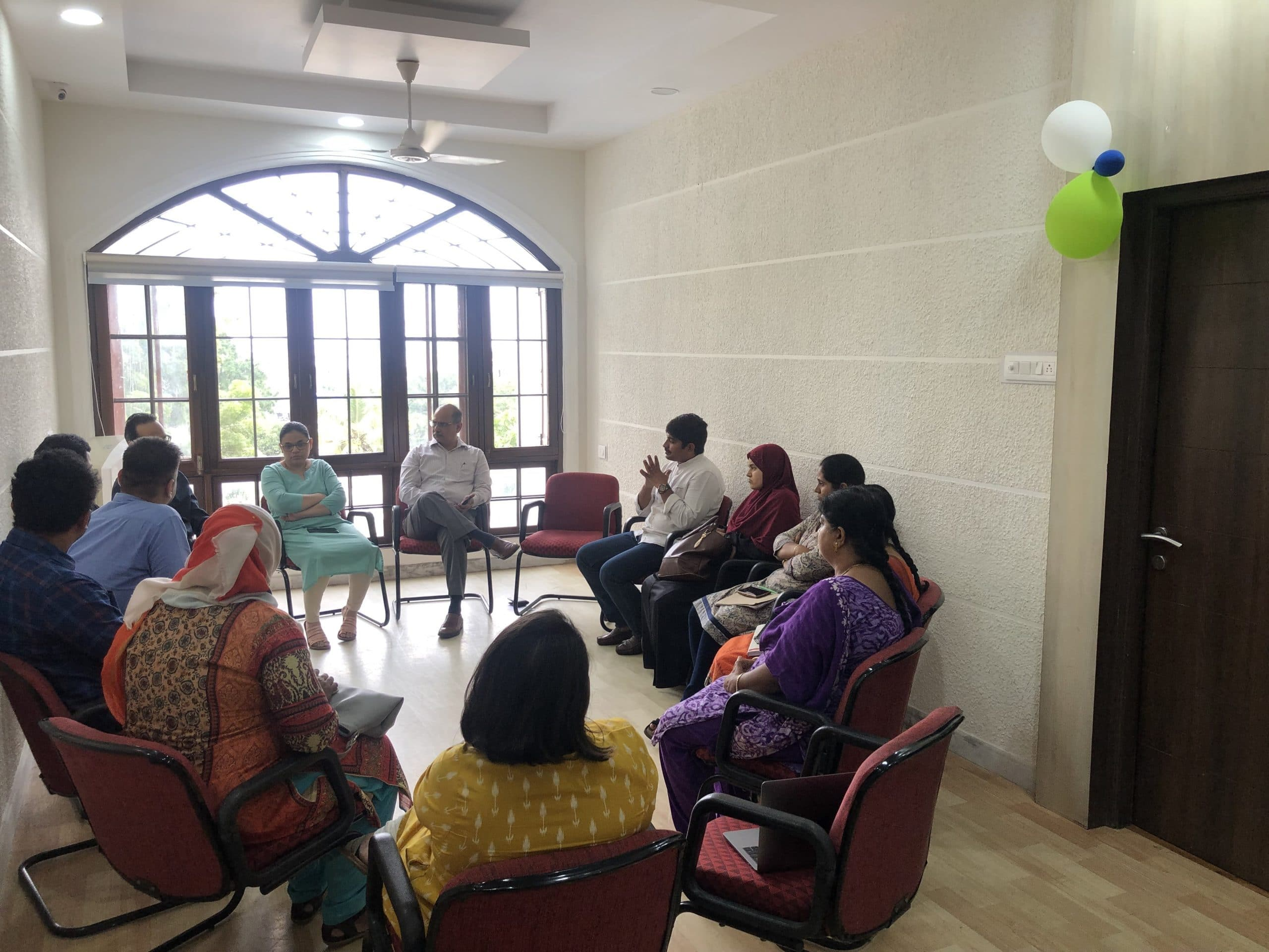 Discussing how to fight against Dengue by Delphis Homeo clinic